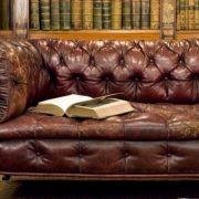 Comment réparer un canapé en cuir craquelé ou déchiré ?