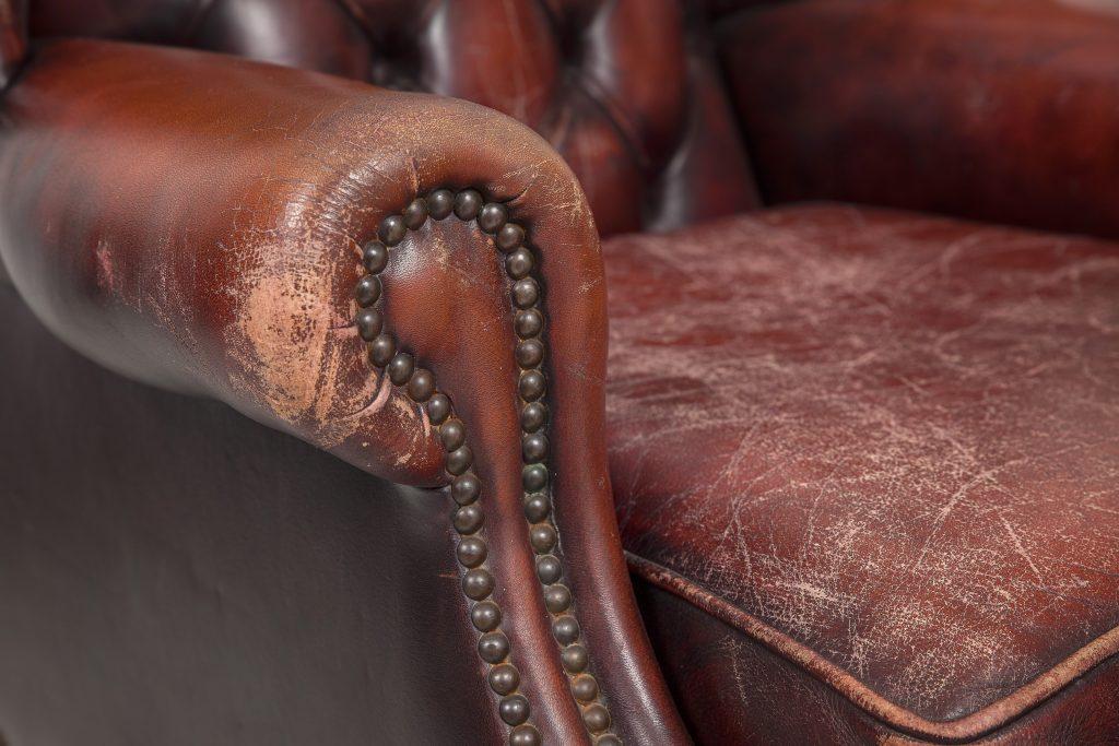 Conseils Pour Reparer Un Canape En Cuir Craque Ou Dechire